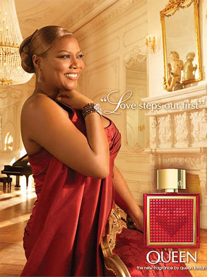 Queen Latifah, fragrance