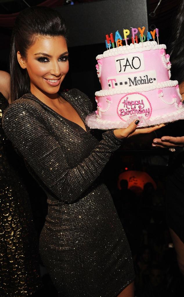 Kim Kardashian, Birthday 2009
