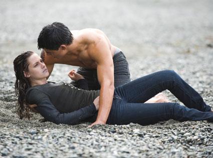 New Moon,  Kristen Stewart, Taylor Lautner