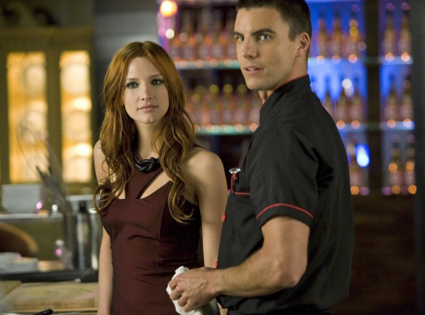 Melrose Place, Colin Egglesfield, Ashlee Simpson-Wentz