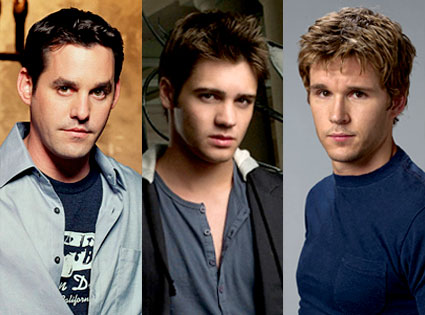 Buffy the Vampire Slayer, Nick Brendon, Vampire Diaries, Steven R. McQueen, True Blood, Ryan Kwanten
