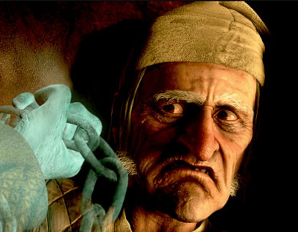 movie a christmas carol Charles dickens' classic tale of the stingy ebenezer scrooge in a full-length animated musical in the course of a single night, christmas eve, ebenezer's.