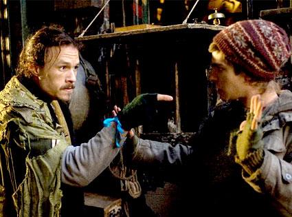 The Imaginarium of Doctor Parnassus, Heath Ledger
