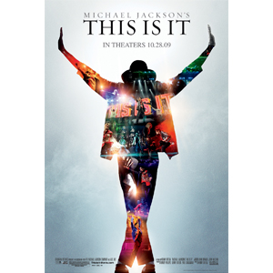 Michael Jackson, This Is It poster