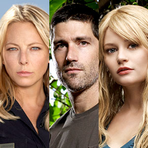 Anastasia Griffiths, Trauma, Matthew Fox, Lost, Emilie de Ravin, Lost