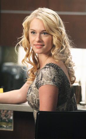 Leven Rambin, Grey's Anatomy