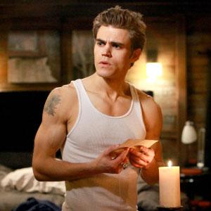 Paul Wesley, Vampire Diaries