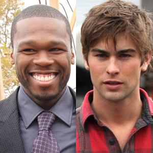 Chace Crawford, 50 Cent