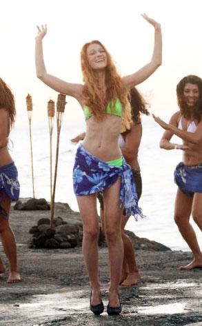 Americas next top model, Nicole
