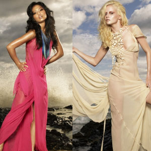 Americas next top model, Erin, Jennifer