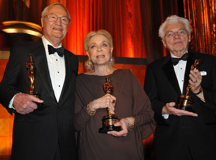 Lauren Bacall, Roger Corman, Gordon Willis