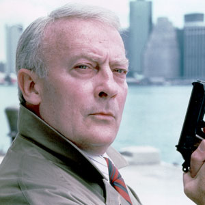 Edward Woodward , The Equalizer