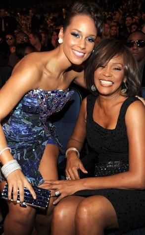 Alicia Keys, Whitney Houston