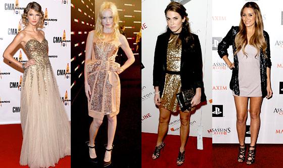 Taylor Swift, Kate Bosworth, Nikki Reed, Lauren Conrad