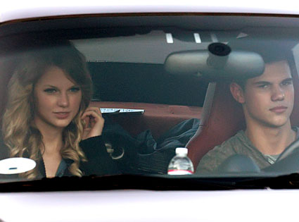 Taylor Swift, Taylor Lautner