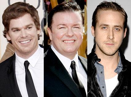 Michael C. Hall, Ricky Gervais, Ryan Gosling