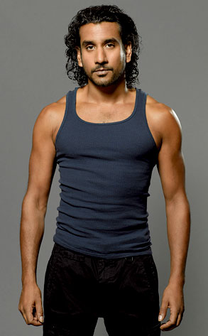Naveen Andrews, Lost