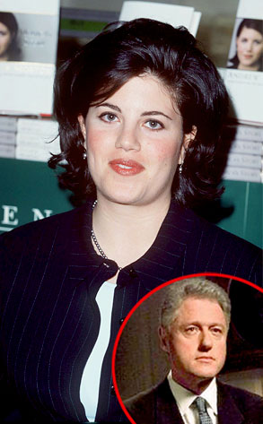 Monica Lewinski, Bill Clinton
