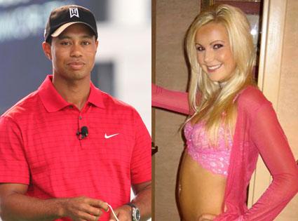Tiger Woods, Jamie Jungers
