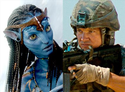 Avatar, Jeremy Renner, The Hurt Locker
