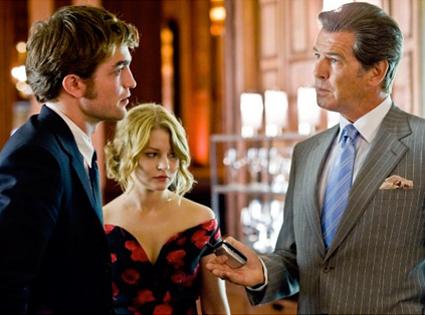 Emile De Ravin, Robert Pattinson, Pierce Brosnan Remember Me