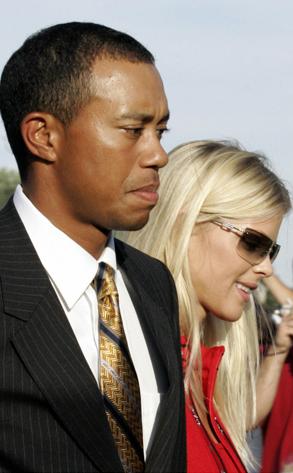 Tiger Woods, Elin Woods