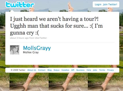 Mollee Gray