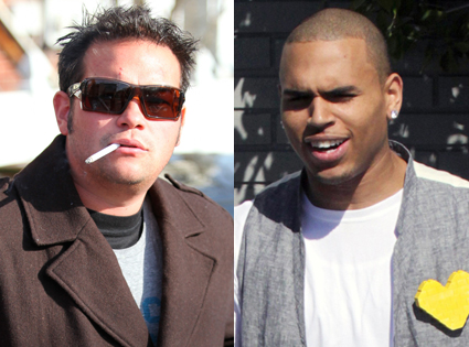 Jon Gosselin, Chris Brown