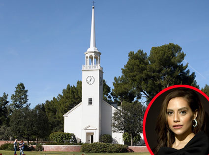 Brittany Murphy, Church Of The Hills