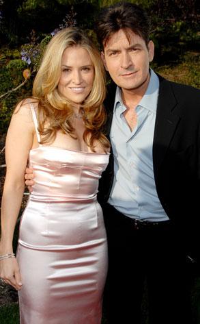 Charlie Sheen, Brooke Mueller