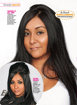 Snooki, In Touch Weekly