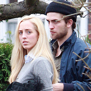 Robert Pattinson, Lizzy Pattinson
