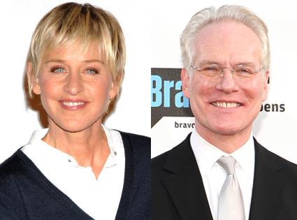 Ellen DeGeneres, Tim Gunn