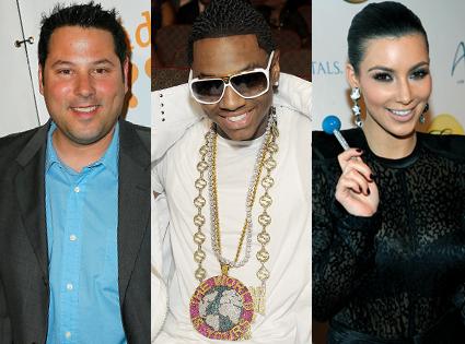 Greg Grunberg, Soulja Boy, Kim Kardashian