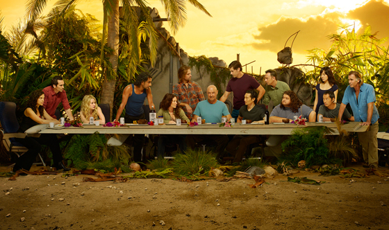Lost, The Last Supper