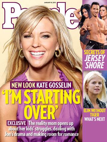 Kate Gosselin, People Cover