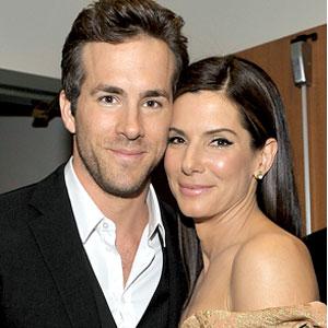 Ryan Reynolds, Sandra Bullock