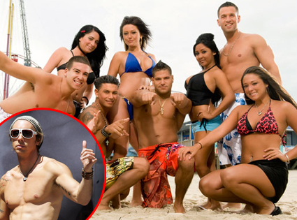 Jersey Shore Cast, Dax Shepard