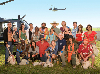 Survivor Heroes Villians Cast