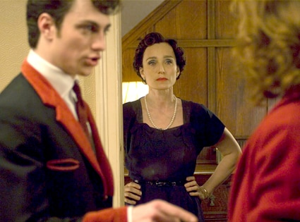 Aaron Johnson, Kristin Scott Thomas, Anne-Marie Duff, Nowhere Boy