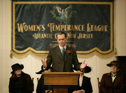 Steve Buscemi, Boardwalk Empire