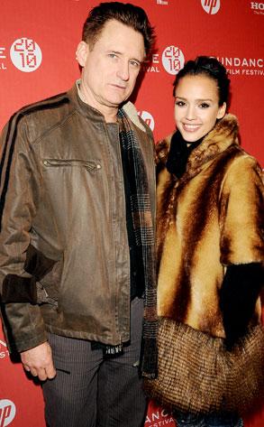 Bill Pullman, Jessica Alba