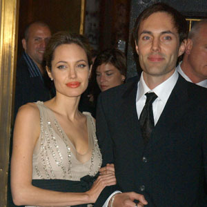 Angelina Jolie, James Haven
