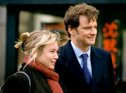 Colin Firth, Renee Zellweger, Bridgette Jones