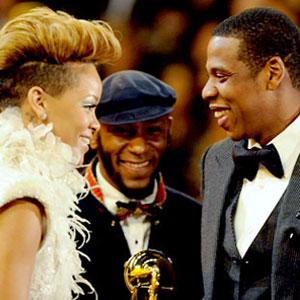 Rihanna, Mos Def, Jay-Z
