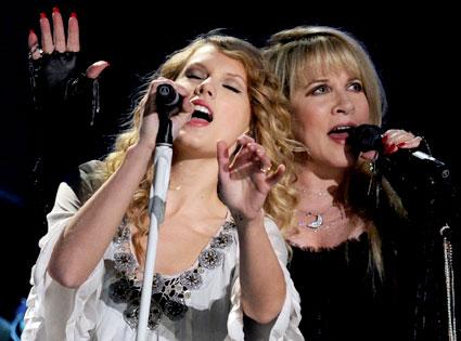 Taylor Swift, Stevie Nicks