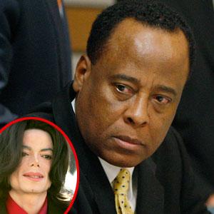 Conrad Murray, Michael Jackson