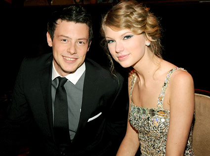 Taylor Swift, Cory Monteith