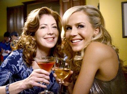 Desperate Housewives, Dana Delaney, Julie Benz