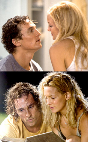 Kate Hudson, Matthew McConaughey, How to Lose a Guy in 10 Days, Fool's Gold
